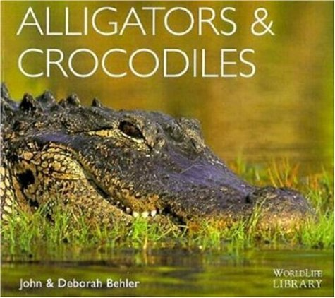 Alligators and Crocodiles (World Life Library)