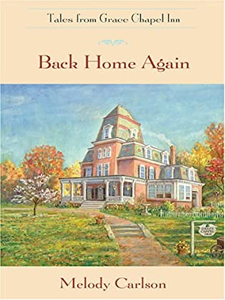 book cover of Back Home Again