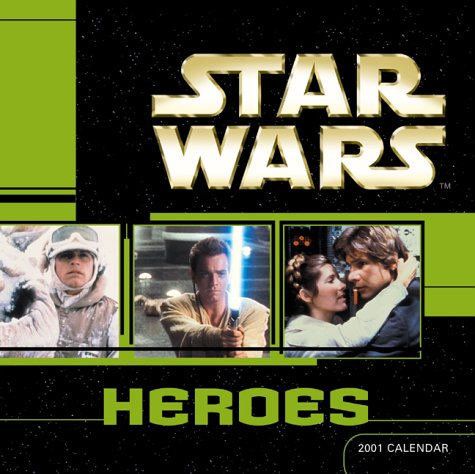 Download Star Wars Heroes 2001 Calendar PDF