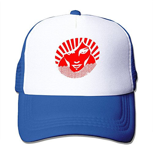 style-concrete-beach-girl-face-beautiful-mesh-adjustable-caps-sports-snapback-hats