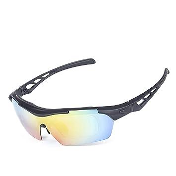MaxAst Gafas de Sol Gafas de Trabajo Antivaho Gafas Moto ...