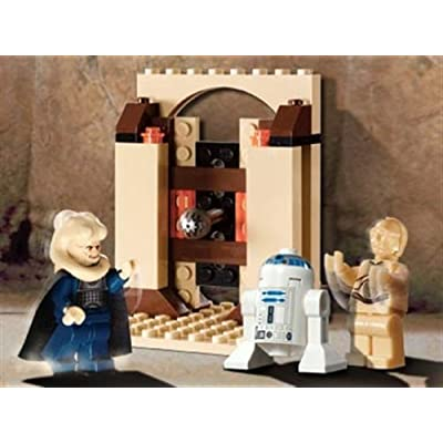 LEGO Star Wars: Jabba's Message (4475): Toys & Games