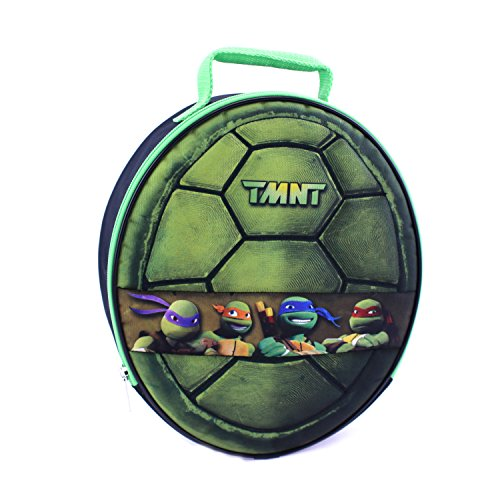 Global Design Concepts Ninja Turtles Shell Shaped Lunch Kit, ()