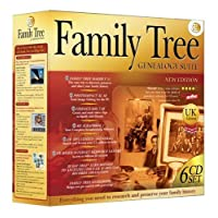 GSP Family Tree Genealogy Suite (New Version) (PC)