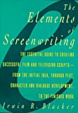 Elements of Screenwriting: A Guide for Film and Television Writing