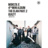 KPOP MONSTA X 4th Mini Album - The CLAN 2.5 Part.2 Guilty [Innocent version] CD + Photobook + Photocard