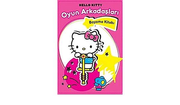 Hello Kitty Oyun Arkadaslari Collective 9786050952766 Amazon