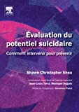 img - for  valuation du potentiel suicidaire: Comment intervenir pour pr venir (French Edition) book / textbook / text book