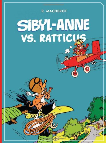 Download Sibyl-Anne Vs. Ratticus HC pdf epub