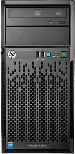 HP ProLiant ML10 v2 G3240-Server (nicht Hot-Plug-fähig, 4 GB-U, B120i, 4 LFF, 350-W-Netzteil)