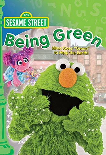 Sesame Street: Being Green (Sesame Street Being Green)