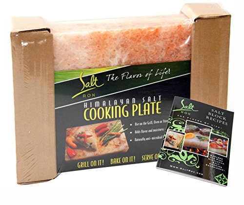 Pink Himalayan Salt Cooking Block Stone