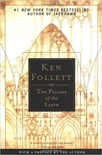 The Pillars of the Earth 9780451207142 at amazon