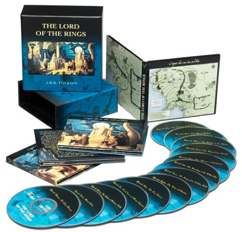 The Lord of the Rings (BBC Dramatization) by Random House Audio