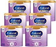 Enfamil NeuroPro Gentlease Baby Formula Gentle Milk Powder Reusable Tub, 20 oz.- MFGM, Omega 3 DHA, Probiotics