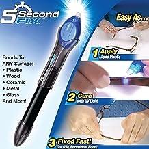 5 Second Fix UV Light Welding Repair Glue Plastic Super Power Liquid Refill Tool Compound Quic Pen Liquid` Quick Glass