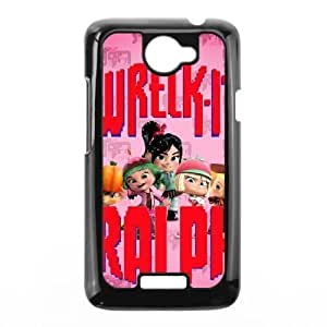 Fashion image DIY for HTC One X Cell Phone Case Black Wreck It Ralph BAM2938415