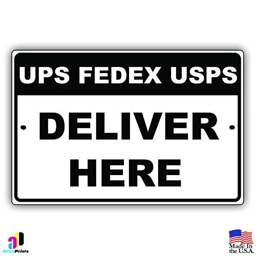 ups-fedex-usps-deliver-here-aluminum-8-x-12-metal-sign