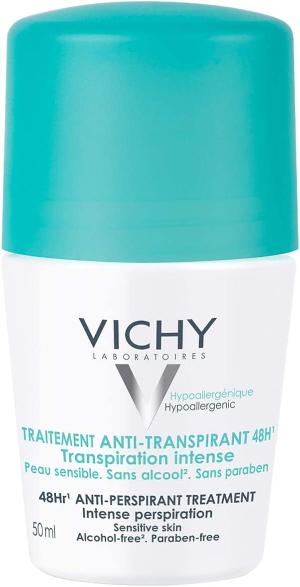 Vichy Deo Traitement Anti-Transpirant 48H Roll-On 50 Ml 1 Unidad 50 g
