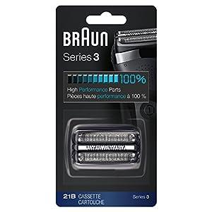 Braun Series Men's Electric Foil Shaver / Rechargeable Electric Razor, Wet & Dry, Blue