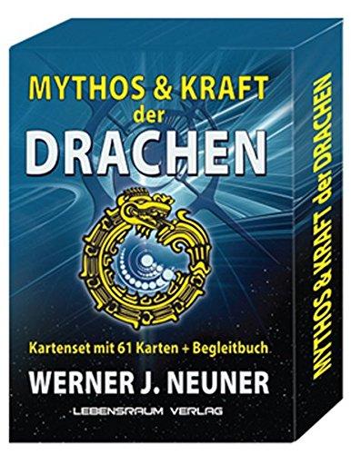 Mythos und Kraft der Drachen Kartenset: Das Kartenset mit 61 Karten und Begleitbuch Karten – 22. März 2016 Werner Neuner Lebensraum Verlag 3903034053 Esoterik