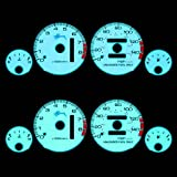 For Acura Integra Indiglo Reverse Glow Gauge - DB