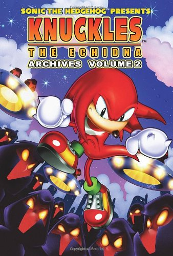 Sonic the Hedgehog Presents Knuckles the Echidna Archives, Vol. 2