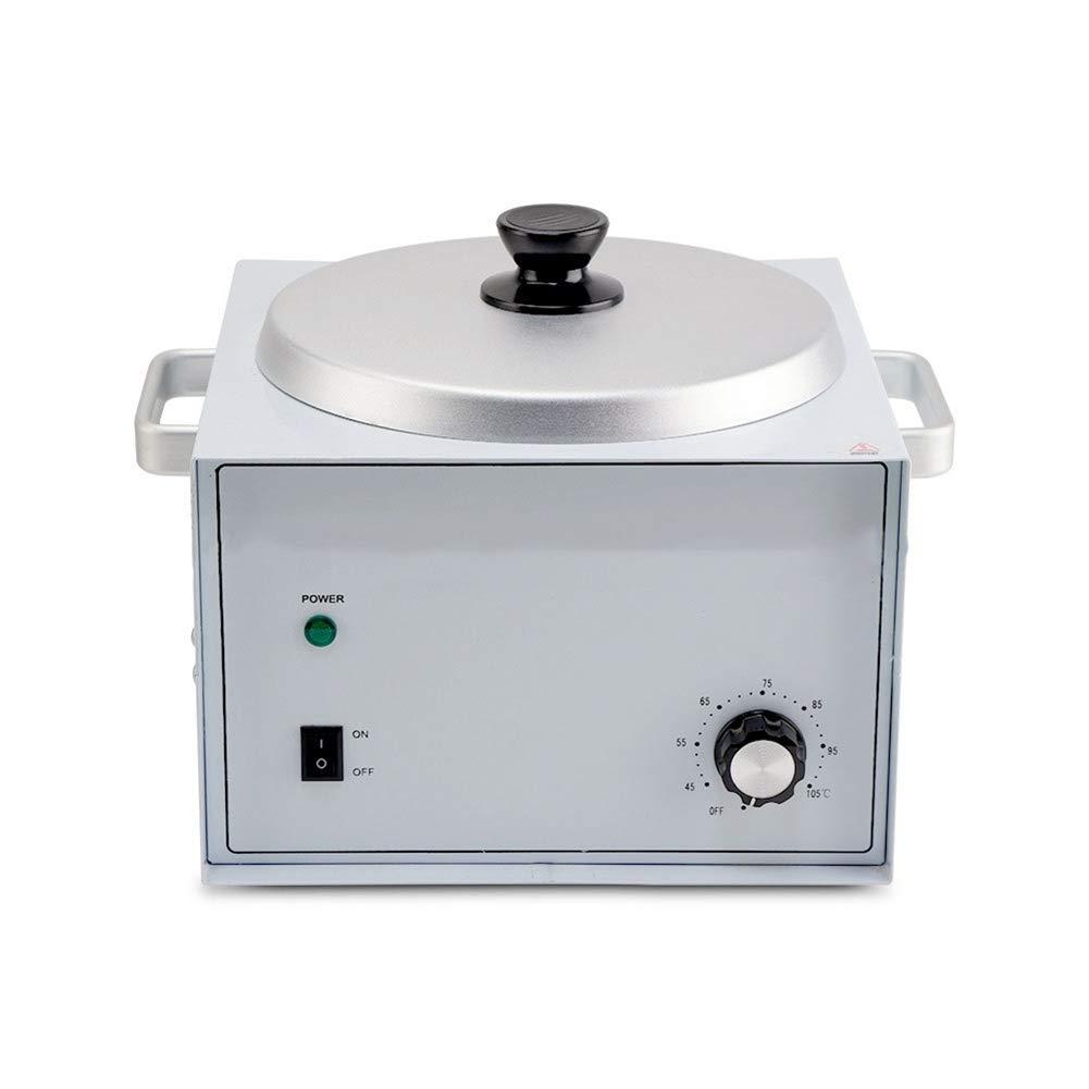 YAWAX Single Pot Depilatory Wax Heater Metal Large Capacity Wax Warmer Fast Melt Epilator Machine Hair Removal for All Waxs (Soft,Hard,Paraffin) by YAWAX