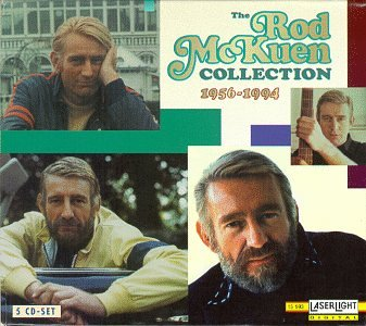 The Rod McKuen Collection, 1956-1994 by Delta