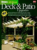 Deck and Patio Upgrades, Meredith Books Staff, 0897214412