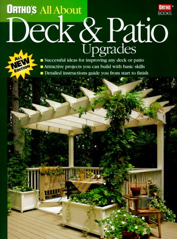 Deck and Patio Upgrades (Orthos All About): Amazon.es: Meredith Books, Cory, Steven, Ortho Books, Erickson, Larry: Libros en idiomas extranjeros