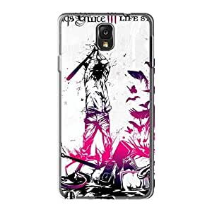 AaronBlanchette Samsung Galaxy Note3 Shock-Absorbing Hard Cell-phone Cases Support Personal Customs Fashion Three Days Grace Series [XDF16850PDVH] WANGJING JINDA