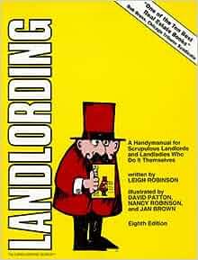 Landlording by leigh robinson