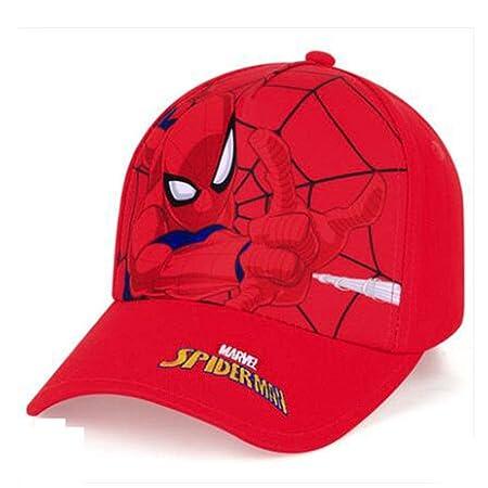 HUOQILIN Sombrero For Niños, Niño, Marvel, Gorra De Béisbol, Bebé ...
