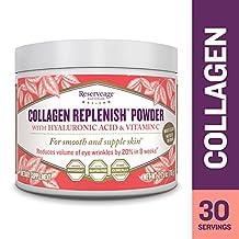 Reserveage Nutrition - Collagen Replenish Powder, Defense Against Collagen Deterioration, 30 Servings (2.75 oz)