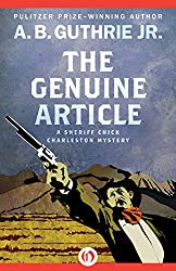 The Genuine Article (The Sheriff Chick Charleston Mysteries Book 2)