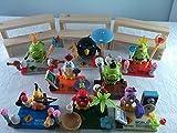 SUPAK Crazy Birds Cartoon Movie MiniFigures Toy Series Action Figure Set Compatible Lego