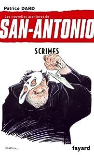 San-Antonio, tome 25 : Scrimes par Patrice Dard
