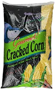F.M. Brown's Song Blend Gourmet Fine Cracked Corn for Pets, 10-Pound