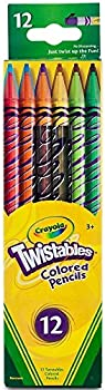 Crayola 12-Count Colored Pencils