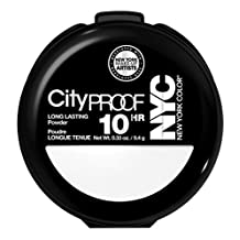 (3 Pack) NYC Smooth Skin Pressed Face Powder - Translucent (New)