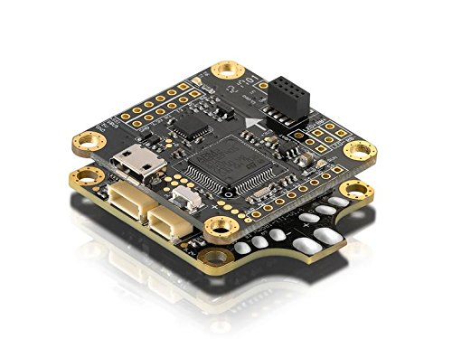 Hobbywing Hwi38040016 Xrotor Microcube Flight Controller F4 & 40A 4 In 1 Esc Car