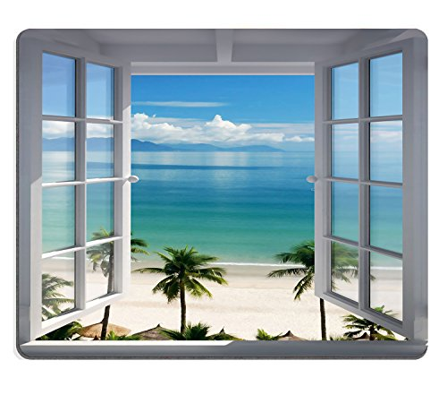 Wknoon Tropical Paradise Panoramic 240mmX200mmX3mm product image