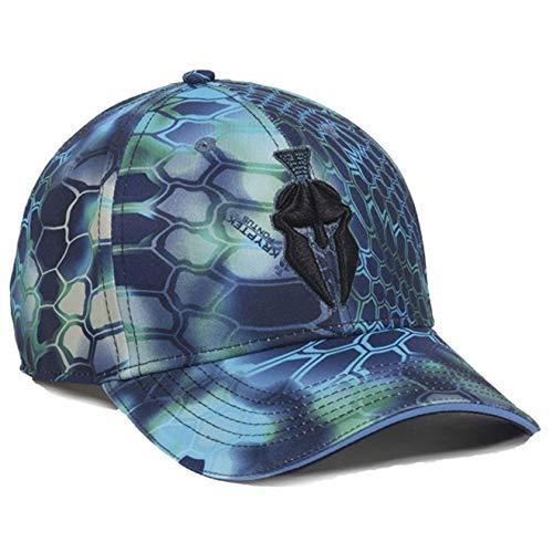 Kryptek Pontus Camo Helmet Hat / Cap]()