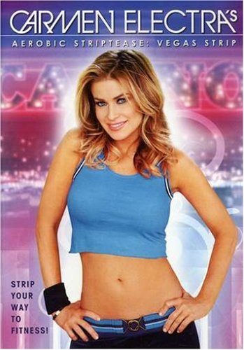 Carmen Electra's Aerobic Striptease: Vegas - Outlets Vegas South Las