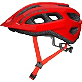 Cheap Scott Supra Bike Helmet – Red