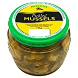 Parsons Welsh Pickled Mussels (155g) - Pack of 3