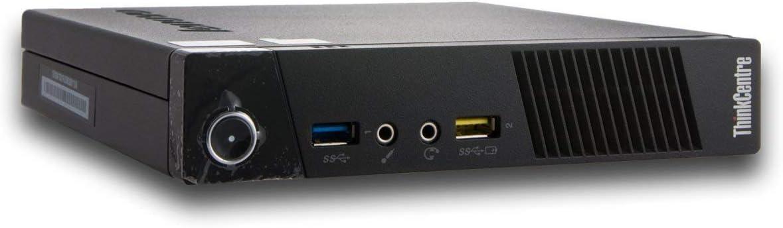 Lenovo ThinkCentre M93p USDT Tiny: computadora de escritorio ...