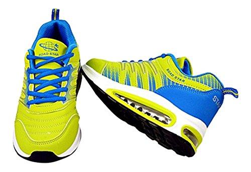 Sneaker Herren Sportschuhe Neon Neu Schuhe 143 Art Turnschuhe TxPZzww