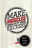 Workout Notebook Template